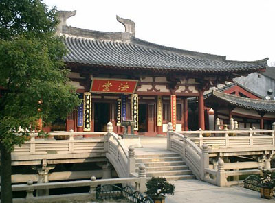 Hanshan Temple ( Cold Mountain Temple):  Jiangsu - Suzhou;  Travel in Suzhou, Jiangsu